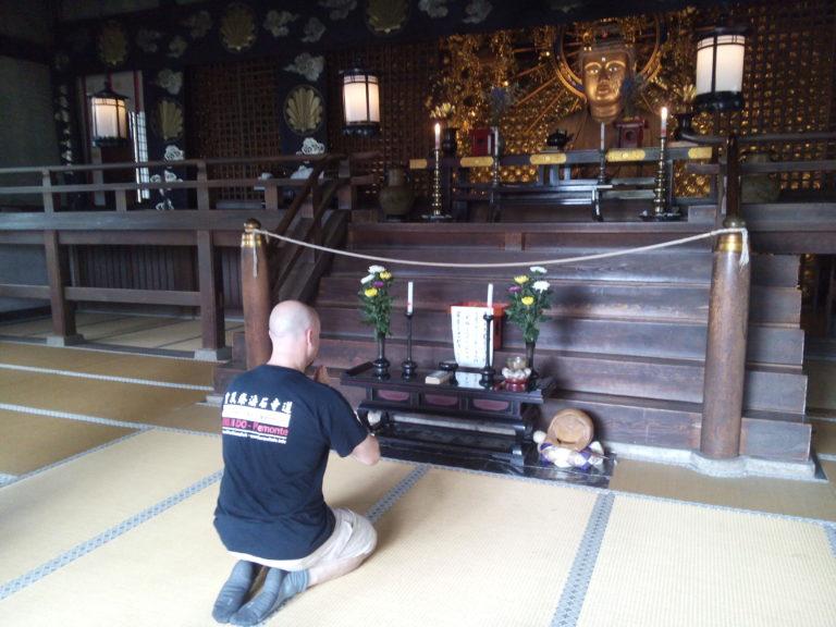 Kurama - tempio di Amida Butsu