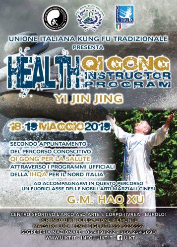 Locandina Health Qi Gong